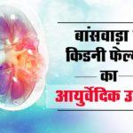 बांसवाड़ा में किडनी फेल्योर का आयुर्वेदिक उपचार